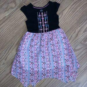 Girls dress size 6/6x